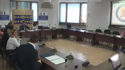 Dezbatere publică asupra propunerilor de angajamente ce vor fi asumate de către Ministerul Justiției în cadrul Planului Național de Acțiune 2016-2018