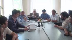 Dezbateri cu privire la licitațiile pe administrarea semafoarelor din municipiul Chișinău
