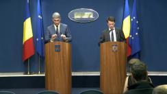 Conferință de presă după ședința Guvernului României din 8 iunie 2016