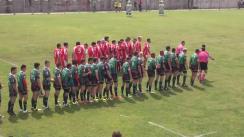 Meciul de Rugby între CSS 2 Baia Mare - Dinamo. Finala DNJ U18