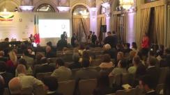 """Forumul economic """"Investițiile italiene în România – un parcurs european în economia globală"""""""