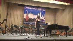 """Concert susținut de participanții Festivalului-concurs """"Muzica Prieteniei"""", dedicat Zilei Rusiei"""