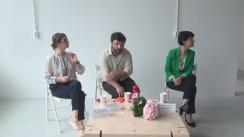 """Conferință de presă organizată cu prilejul inaugurării oficiale a centrului pentru întâlniri, dezbateri publice și inițiative civice pentru probleme ale orașului """"La Firul Ierbii"""""""