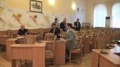 Consultări la CMC privind accidentul din strada Miron Costin