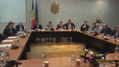 Consultări Publice asupra proiectului Legii cu privire la completarea Codului electoral referitor la alegerile Președintelui