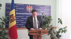 Declarațiile lui Octavian Calmîc după ședința Guvernului Republicii Moldova din 15 iunie 2016