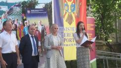 Ceremonia de închidere și premierea câștigătorilor Campionatului Republicii Moldova la tenis 2016