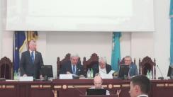 """Conferința științifică """"Academia de Științe a Moldovei: Evoluție, instituționalizare, personalități (1946-2016)"""""""