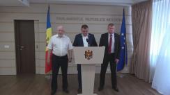 Declarațiile lui Grigore Novac în timpul ședinței Parlamentului Republicii Moldova din 17 iunie 2016