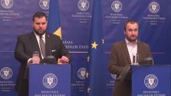 Conferință de presă privind înscrierea românilor cu domiciliul sau reședința în străinătate în Registrul electoral – Alegeri parlamentare 2016