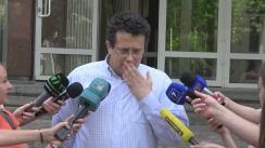 Declarațiile lui Vadim Pistrinciuc după congresul VII al Partidului Liberal Democrat din Moldova