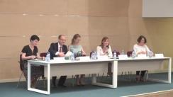 """Conferința națională cu tema """"Învățământul profesional dual – drumul de la idei la practică"""""""