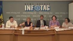 """Conferință de presă cu tema """"Evenimentele organizate in cadrul jubileului de 25 de ani de la semnarea acordului de vecinătate dintre Germania și Polonia"""""""