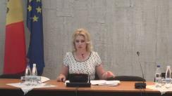 """Audieri publice în baza Raportului de audit efectuat de către Curtea de Conturi asupra managementului și gestiunii economice al Agenției """"Moldsilva"""""""