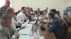 Ședința Comisiei economie, buget și finanțe din 22 iunie 2016