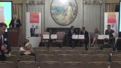 """Conferința PwC România """"Combaterea evaziunii fiscale în zona de TVA în statele din Europa Centrală și de Est"""""""