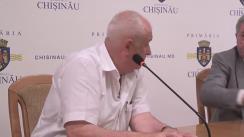 Declarațiile lui Gheorghe Morgoci după Ședința Primăriei din 27 aprilie 2016