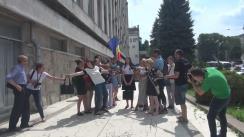 Declarațiile procurorului Adriana Bețișor, după pronunțarea sentinței în dosarul ex-premierului Vlad Filat
