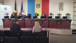 Ședința Comisiei Electorale Centrale din 1 iulie 2016
