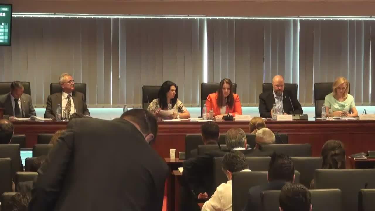 Ședința Consiliului General al municipiului București din 7 iulie 2016