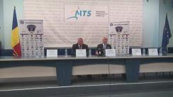 Conferință de presă legată de rezultatele echipelor României la Campionatul Mondial Universitar de handbal