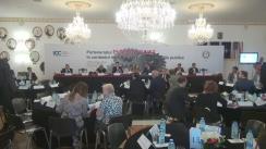 """Dezbaterea """"Parteneriatul public-privat, în contextul noii legislații privind achizițiile publice"""""""