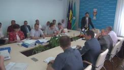 Ședința Comisiei Naționale de Integritate din 7 iulie 2016