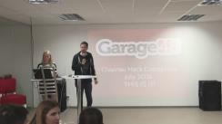 Prezentarea proiectelor și premierea câștigătorilor primului hackathon anti-corupție din Republica Moldova - HACK.CORRUPTION