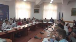 """Dezbaterea publică """"Transparența serviciilor publice și guvernarea deschisă"""""""