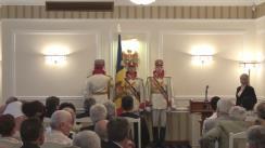 Acordarea de către președintele Republicii Moldova, Nicolae Timofti, a unor distincții de stat