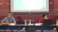 """Conferință de presă organizată de Asociația pentru Democrație Participativă ADEPT cu tema """"Declarațiа de avere - test de integritate"""""""