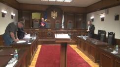 Ședința Curții Constituționale privind testarea medicală a șoferilor în stare de ebrietate și dreptul la viața privată garantat de Constituție