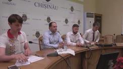 Declarațiile activiștilor civici cu privire la adunarea de constituire a Grupului de Inițiativă pentru demiterea primarului Dorin Chirtoacă