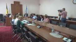 """Curtea de Conturi - Raportul de audit asupra situațiilor financiare ale proiectului """"Reforma învățămîntului în Moldova"""", întocmite la 31.12.2015"""
