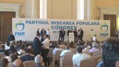 Congresul Extraordinar al Partidului Mișcarea Populară