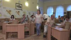 Ședința săptămânală a serviciilor primăriei Chișinău din 25 iulie 2016