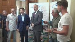 Declarații de presă susținute de conducerea Asociației Municipiilor din România (AMR)