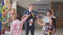 Briefing susținut de procurorul-șef al Procuraturii Anticorupție, Viorel Moraru