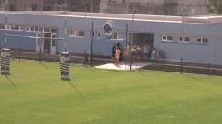 Meciul de Rugby între CSM Știința Baia Mare - CS Politehnica Iași. SuperLiga CEC BANK 2016