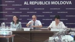 Lansarea Profilurilor statistice ale femeilor în Republica Moldova
