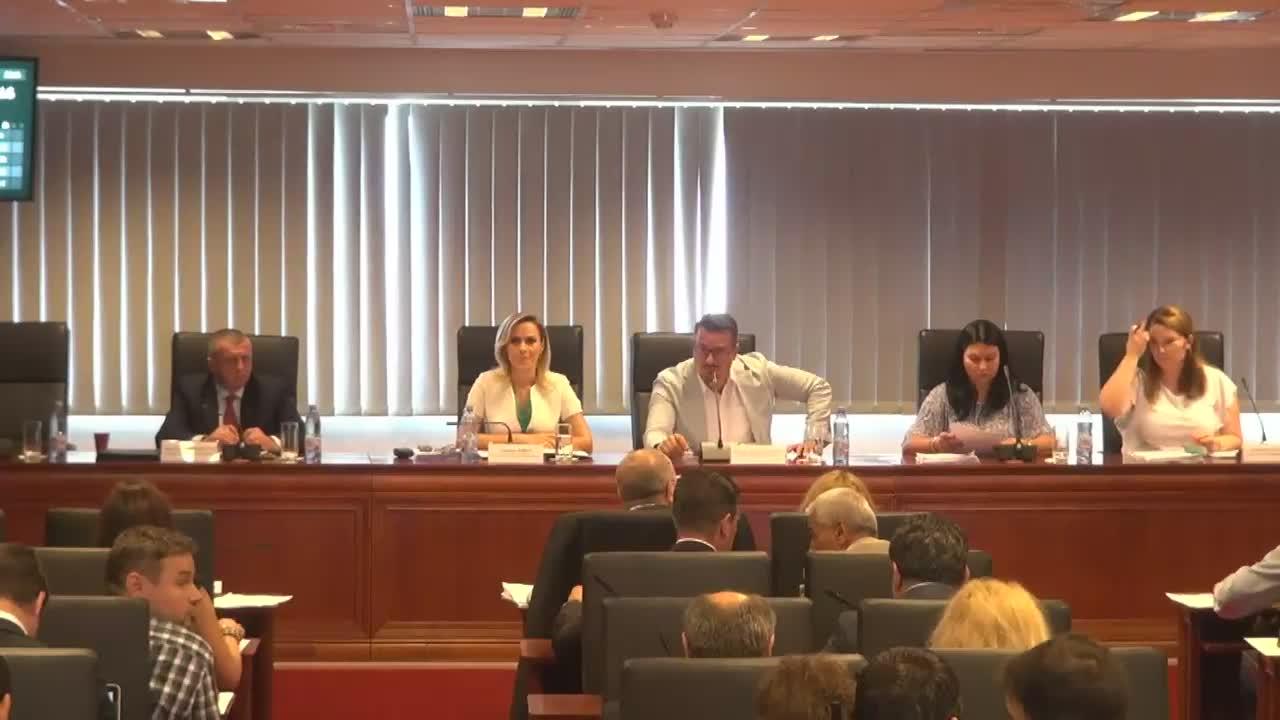 Ședința Consiliului General al municipiului București din 1 august 2016
