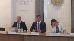 Prezentarea Conceptului de dezvoltare a ecosistemului antreprenorial pentru industria IT – Start-up Moldova