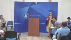 Audiere publică pe tema modificărilor propuse de Ministerul Culturii la O.G. nr. 39/2005 privind cinematografia