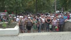 Protest în susținerea primarului orașului Orhei, Ilan Shor