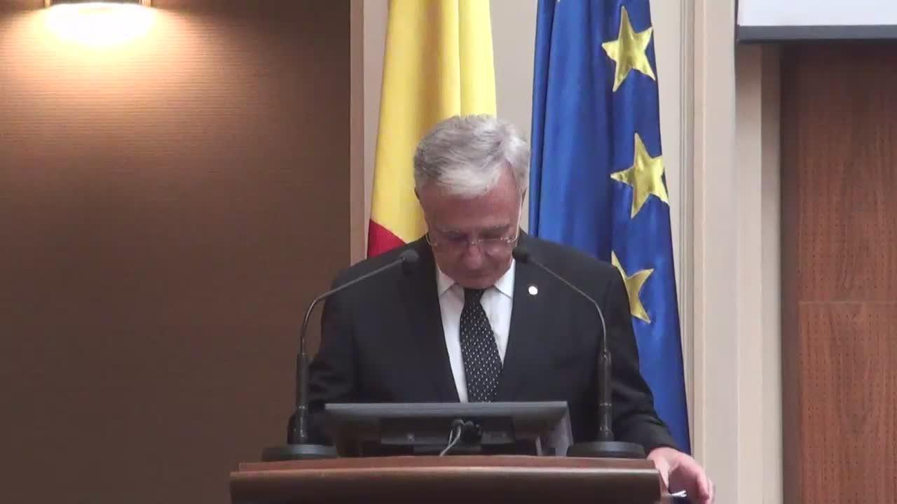 Briefing de presă susținut de guvernatorul BNR, Mugur Isărescu, de comunicare a hotărârilor CA al BNR pe probleme de politică monetară