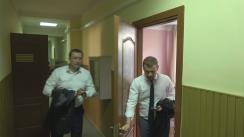 Ședința de judecată din 5 august 2016 a dosarului Ilan Shor