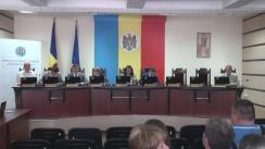 Ședința Comisiei Electorale Centrale din 9 august 2016