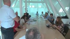 Ședință publică privind aprobarea Regulamentului de ordine interioară a centrelor regionale de proceduri și cazare a solicitanților de azil