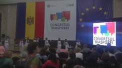 Congresul Diasporei, ediția a VII-a. Deschiderea oficială și Dialogul între Guvernul Republicii Moldova și Diaspora