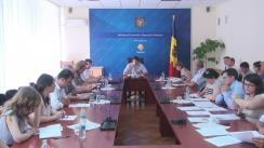 Ședința Grupului de lucru pentru reglementarea activității de întreprinzător din 17 august 2016